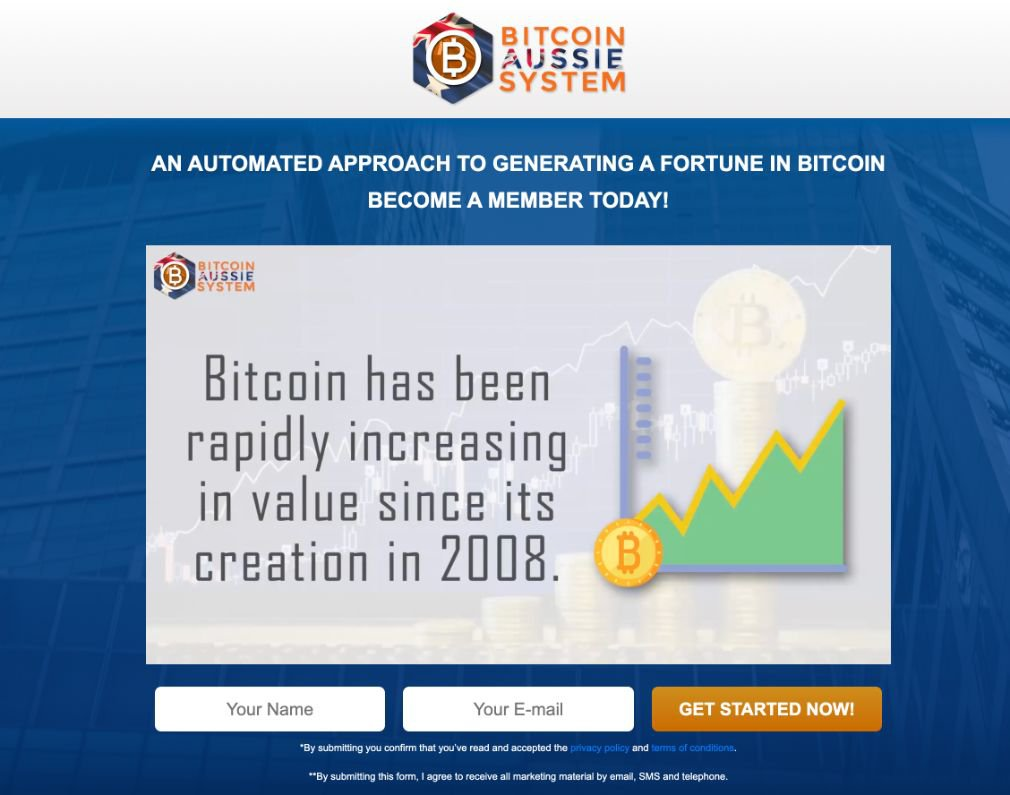 Bitcoin Aussie System Review